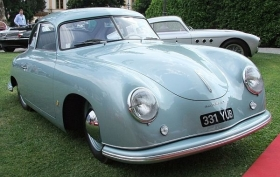 1951 - 356 PORSCHE SPEEDSTER CLUB